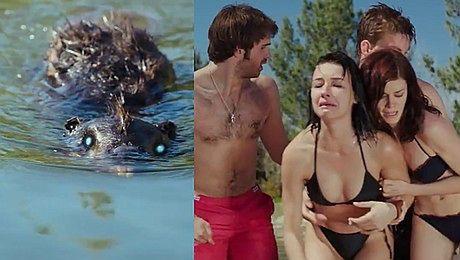 Zwiastun filmu o zombie bobrach