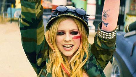 Nowy teledysk Avril Lavigne BĘDZIE HIT