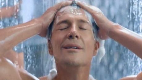 Ibisz pod prysznicem