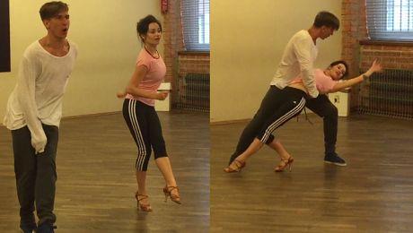 Lisowska trenuje do Tańca z gwiazdami