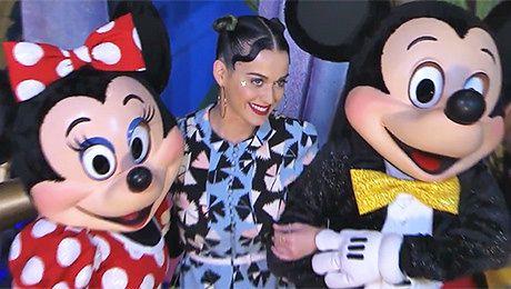 Katy Perry w Disney World