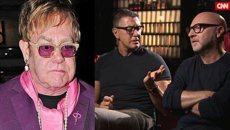 Dolce Gabbana Nie bojkotujemy Eltona Johna Dzieci nie są syntetyczne