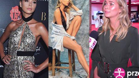 Kubicka o swojej karierze Polska jest wielkości Florydy Wiesz ile w USA jest modelek To taka konkurencja