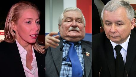 Warnke o porównaniu Kaczyńskiego do Hitlera Może chciałby wstrząsnąć światem może ma takie ambicje