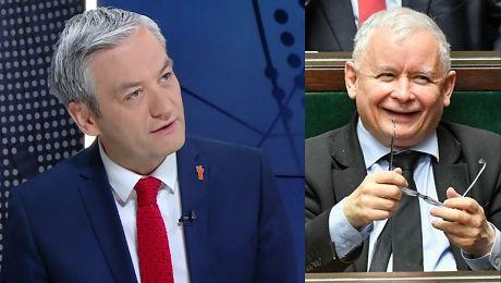 Robert Biedroń Przez 13 emeryturę dla Kaczyńskiego będziemy mieć byle jaką oświatę