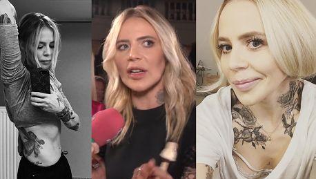 Maja Sablewska wyznaje Nie lubię rozmawiać o tatuażach to jak rozmowa o seksie