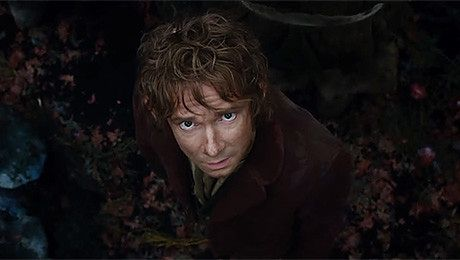 Zwiastun drugiej części Hobbita