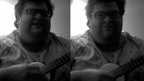 Cover Coldplay na ukulele