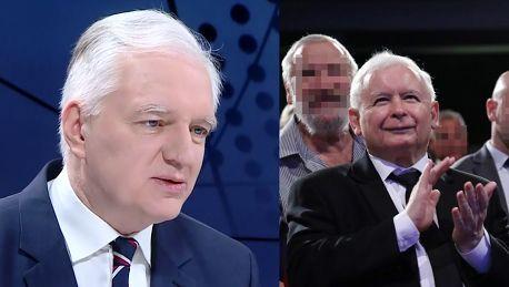 Gowin broni Kaczyńskiego Twardo stąpający po ziemi polityk który dobrze rozumie mechanizmy gospodarcze
