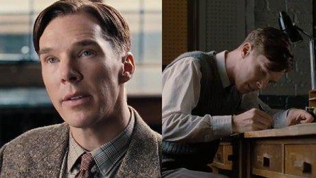 Benedict Cumberbatch jako genialny matematyk w nowym filmie o drugiej wojnie