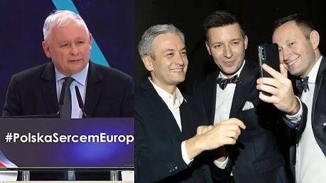Kaczyński grzmi na Kartę LGBT Nie chodzi o żadną tolerancję