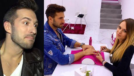 Maślak o salonie stylizacji paznokci Fajnie prosperuje Kamila siedzi tam po 13 godzin