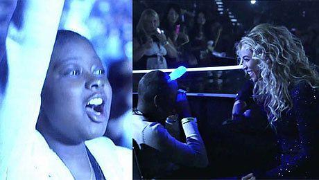 Beyonce zaśpiewała DLA UMIERAJĄCEJ 11 latki
