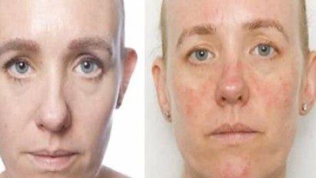 Co stanie się jeśli przez miesiąc nie zmyjesz makijażu