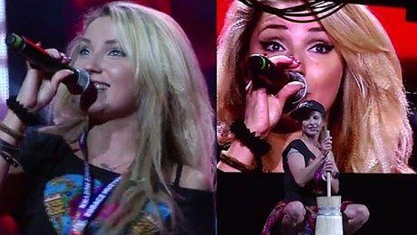 Cleo i Słowianki na próbie przed Eska Music Awards