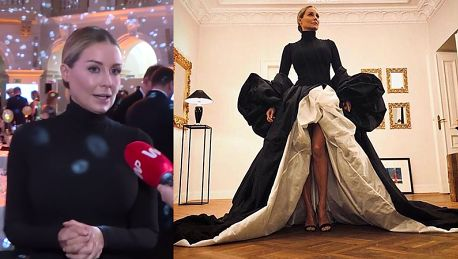 Rozenek o sukni inspirowanej Ciarą Spełnili moje marzenie