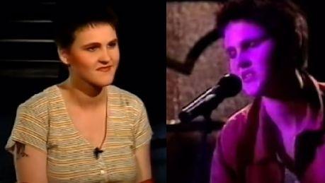 Pierwszy występ Chylińskiej w telewizji 20 lat temu
