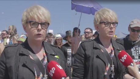 Korwin Piotrowska o molestowaniu w armii Kobiety NIE MAJĄ TAM PRAW
