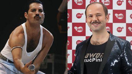 Sławomir walczy o rozgłos Chciałbym się spotkać z Mercurym Lubił polską wódkę