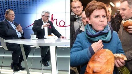 Czarnecki komentuje Ucho Prezesa Wiele podobieństw jest opartych na fikcji