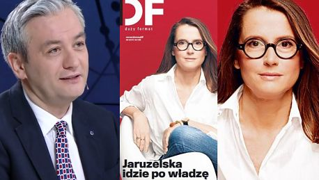 Biedroń wyśmiał Jaruzelską Może skończyć jak Magda Ogórek Nie będzie lewicowa z takim światopoglądem