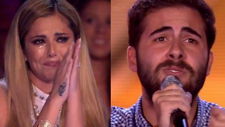 Cheryl Cole PŁACZE w X Factor