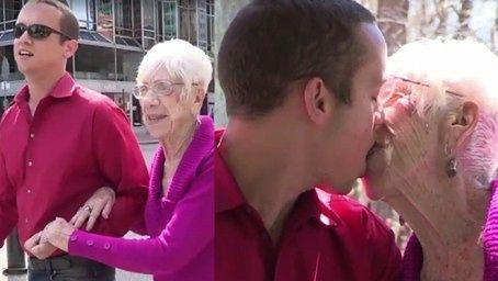 31 latek ma 91 letnią dziewczynę