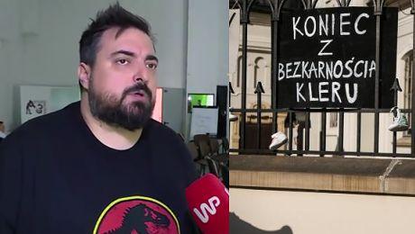 Tomasz Sekielski o filmie o pedofilii w Kościele Trzeba przerwać zmowę milczenia