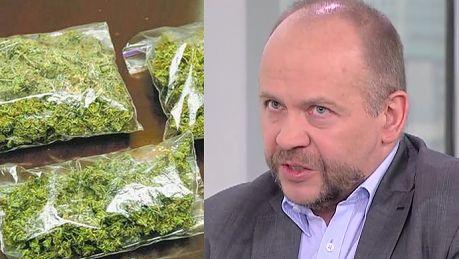 Lekarz zwolniony za leczenie marihuaną Świat idzie w tym kierunku Polska też będzie szła