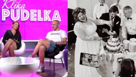 Gwit Nowak Karczmarczyk trzy celebryckie śluby w jeden weekend Nie po to płaci się takie pieniądze za takie c*cki żeby ich nie pokazać