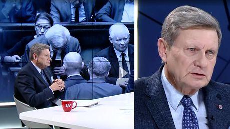 Balcerowicz Kaczyński zbudował patologiczny system
