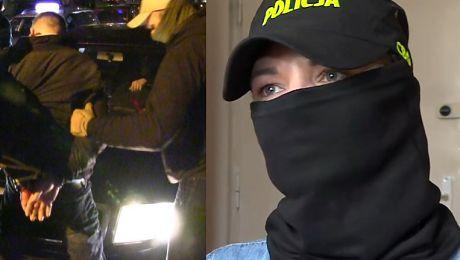 Policja o dilerze Cezarym P Kupowali od niego ludzie których widzimy w telewizji znani i lubiani