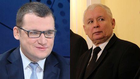 Wiceszef MSWiA o taśmach Kaczyńskiego Prezes jest cnót wszelkich bezdenną głębiną
