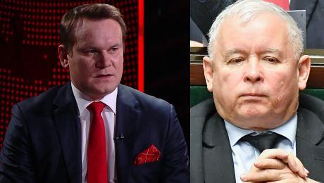 Dominik Tarczyński Lepiej być sto razy strofowanym przez prezesa niż raz pochwalonym przez Tuska