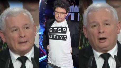 Kaczyński uspokaja Lisa i Wojewódzkiego Żadnej zemsty Żadnego kopania tych którzy upadli
