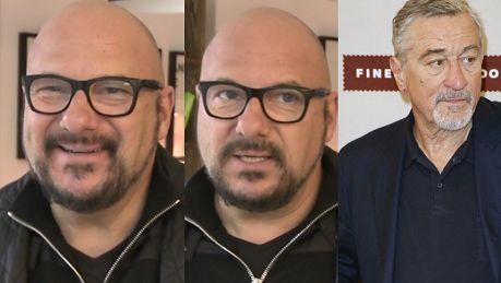 Piotr Gąsowski Chciałem być aktorem hollywoodzkim a nie jestem Chciałem być Robertem De Niro