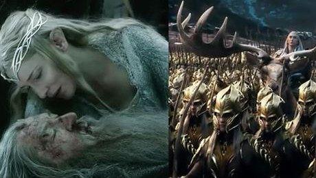 Zobacz ostatni zwiastun trzeciej części Hobbita