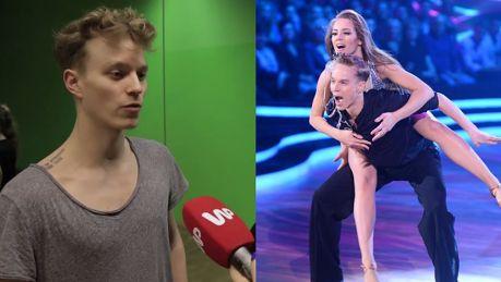 Partner Gąsiewskiej o jej tańcu Mam duże pokłady cierpliwości Tutaj potrzeba PRZEWIDZIAŁ ŻE ODPADNĄ