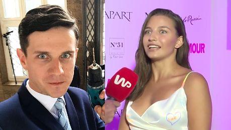 Julia Wieniawa zachwyca się Antkiem Królikowskim BYŁ ŚWIETNY