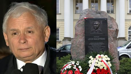 Kaczyński apeluje o kolejne pomniki smoleńskie Trzeba ofiarności Przypominam że zaczęła się zbiórka