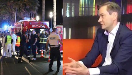 Co ataki terrorystyczne mają wspólnego z uchodźcami Atak w Nicei nie był spowodowany islamem