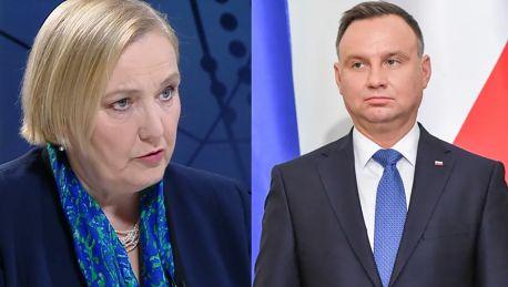 Róża Thun uderza w Andrzeja Dudę Prezydent Polski powinien mieć jakiś wpływ