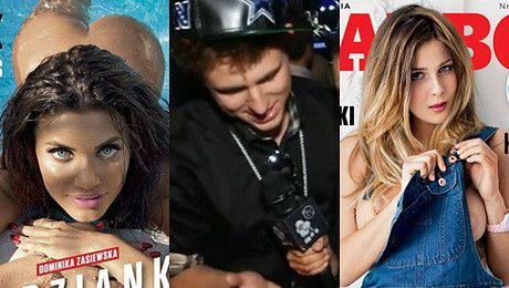 Celebryci oceniają okładki Playboya
