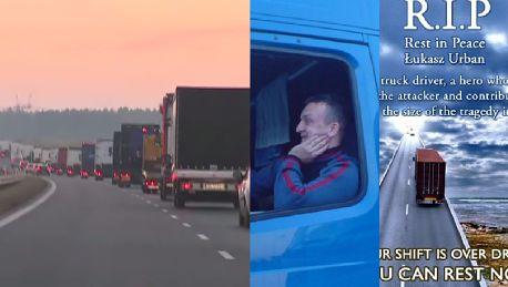 Kierowcy uczcili pamięć Łukasza Urbana