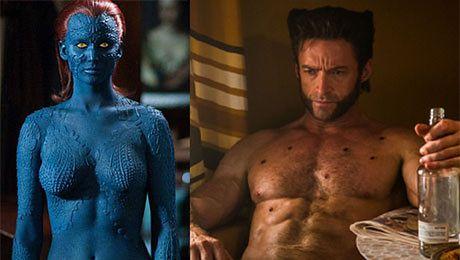 Lawrence i Jackman w nowej części X Men