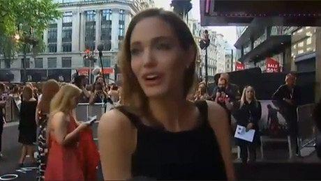 Angelina Jestem wdzięczna za wsparcie