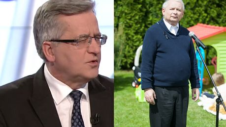 Komorowski To koniec legendy Kaczyńskiego jako wielkiego stratega politycznego