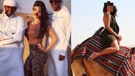 Afery dubajskiej ciąg dalszy Są naiwne dziewczyny które wierzą że to nie jest seks
