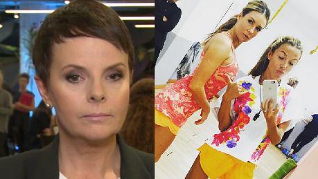 Korwin Piotrowska kpi z celebrytów Czy trzeba od razu wsadzać kamerę w gacie Kiedy oni chodzą do łazienki