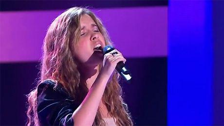 Niewidoma piosenkarka w australijskim The Voice